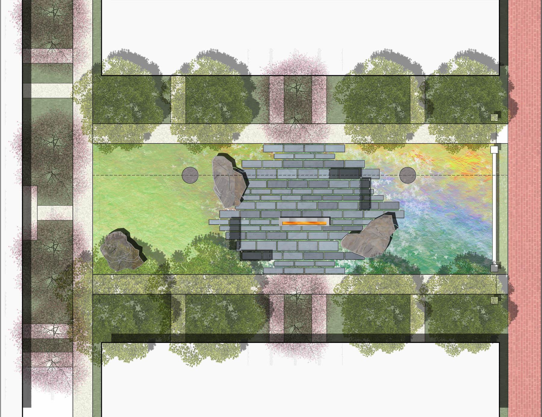 C:UsersqiaojueyDesktopBraddock Loft Plan rendering (1)