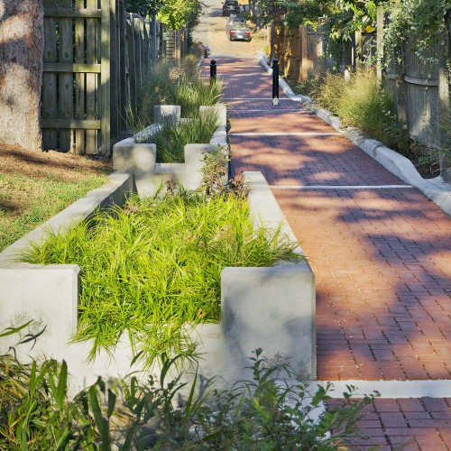 Landscape Architecture Photograph by Allen Russ - Washington DC, Maryland, Virginia